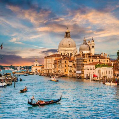 amazing picture with venice