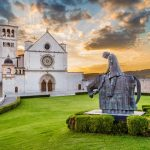 assisi excursion from rome
