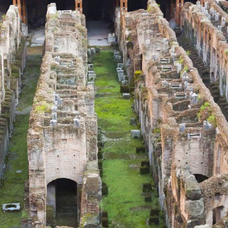 colosseum underground system