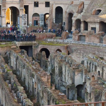 colosseum underground systems
