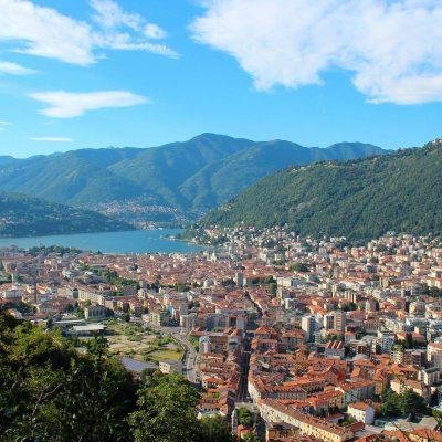 Lake Como Walking Tour