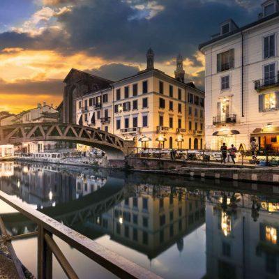 Milan Center Walking Tour
