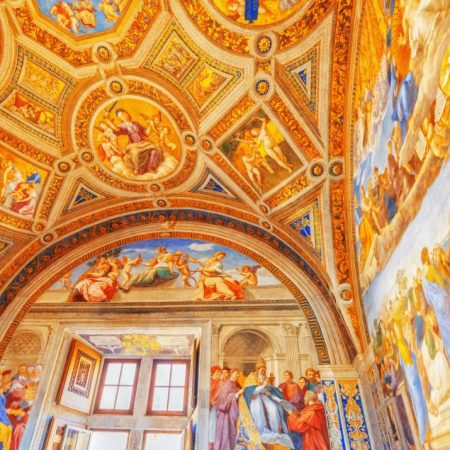 must visit sistine chapel