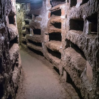 Rome Catacombs Tour