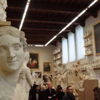 Tour of Accademia Gallery & David