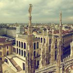 visit duomo of milano and the terraces
