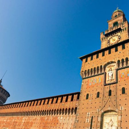 visit sforza castle with trip from rome